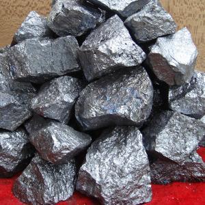Cheap Inoculant Alloy Rare Earth Metals Ferro Silicon 10 - 100mm 1.12eV for sale