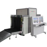 Buy cheap Speed Baggage X Ray Perspective Machine For Station Subway Security Inspection from wholesalers