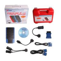 Cheap X-VCI XVCI Heavy Duty Truck Diagnostic Scanner For Buses , Grabs , Cranes for sale