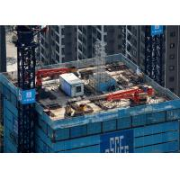 Cheap 1000ton to 4000 ton Capacity Jacking Formwork Platform for High Rise Building Construction for sale