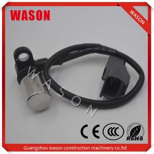 Buy cheap Genuine Excavator Crankshaft Angel Sensor For Hitachi 8973061130 8-97306113-1 from wholesalers