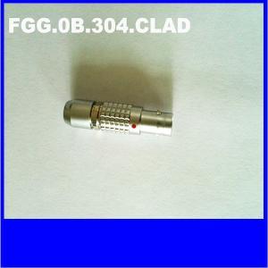4 pin male lemo straight plug FGG.0B.304.CLAD