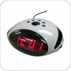 China AM FM Alarm Clock Radio on sale