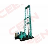 Quality Offshore Hydraulic Drilling Rig with pump - suction reverse circulation wholesale