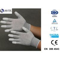 China Construction Heavy Duty Gloves Non Disposable Customized For Mechanical Work on sale