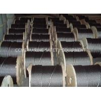 Cheap Hot dip galvanized Steel Wire Ropes with wooden spool packing for sale