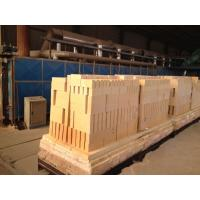 Cheap 65% High Alumina Refractory Brick Anti Stripng Thermal Insulating For Glass Kiln wholesale