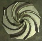 Cheap Bronze Casting Open Impeller for sale