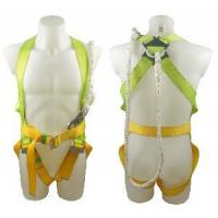 Cheap Safety Harness - 1 D Ring W/Lanyard, Model# DHQS050 for sale