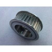 Cheap Ecru anodized  Aluminium Gear Hobbing Services , Worm Gear Hobbing  OEM ODM for sale