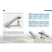 Cheap Durable Aircraft Passenger Stairs , Aviation Ground Support Equipment for sale