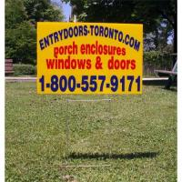 Cheap Corrugated plastic sign for sale