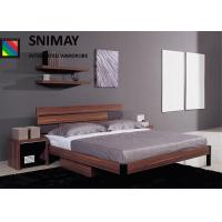 Cheap Wooden 5 Star Hotel Bedroom Furniture eco-friendly Aluminum Frame for sale