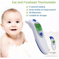 China Body Electronic Infrared Thermometer , Non Contact Forehead Thermometer on sale