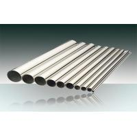 China Cold Rolled 201 Welded Stainless Steel Pipe / Construction Thick Wall Pipe on sale