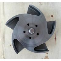 Cheap ANSI chemical process pump parts CD4M CF8M Durco Mark III impeller for sale