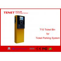 Cheap Thermo sensitive Paper for Ticket Parking Management System , Barcode card system for sale