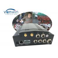 Cheap Google Map 720P Security 3g Mobile Dvr System For School Bus And Public Truck for sale