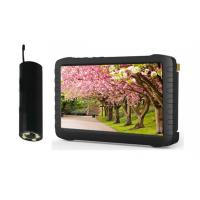 Buy cheap Wireless Borescope Camera + 2.4GHz wireless camera Mini HD DVR receiver monitor from wholesalers