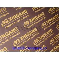 Cheap brown film faced plywood,plywood with competitive price for sale