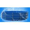Buy cheap 5000L Foldable 0.9mm PVC Tarpaulin Fish Tank For Fish Farm from wholesalers