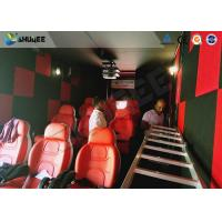 Cheap Theme Parks 12D Cinema XD Movie Theater , Electric Personalized Home Theater for sale