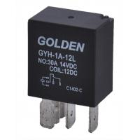 golden small magnetic latching relay 12v gyf2 sarl hfv4 40a 20a with certificate of magnetic. Black Bedroom Furniture Sets. Home Design Ideas