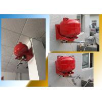 Buy cheap 20L Hanging Fm200 Automatic Suppression System Heptafluoropropane from wholesalers