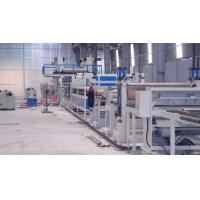 Cheap 300kW / h 1Tons -1.2Tons Aluminum Composite Panel Production Line 1200Mm Height wholesale