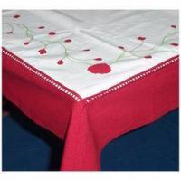 Cheap Banquet Decorative Table Cloth Top for sale