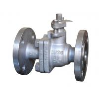 Cheap 2 Pieces Ball valve Operating Type Lever Handle Pressure Rating PN25 for sale