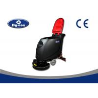 Cheap Hand Push Industrial Floor Cleaning Machines , Multi Funtion Warehouse Cleaning Equipment for sale