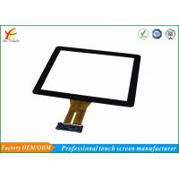 Buy cheap 17 Inch USB I2C Kiosk Touch Panel , Projected Capacitive Touch Screen Panel With Driver Free from wholesalers