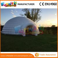 Cheap Portable digital printing Inflatable Party Tent / outdoor inflatable marquee wholesale