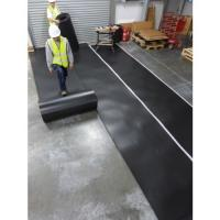 Cheap 2mm 3mm 5mm black corfute floor protection sheet , Temporary Protection for sale