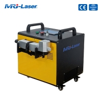 Cheap 60W Fiber Laser Cleaning Machine For Laser Paint Removal for sale