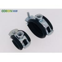 Buy cheap High Performance Rubber Lined Pipe Clamps Fittings Heating Pipe from wholesalers