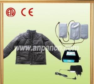 China electric heating clothing ,thermal heating jacket, heating ski jacket on sale