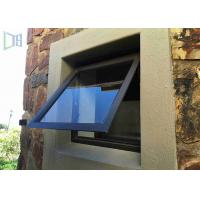 Buy cheap Australian Standard Aluminium Vertical Awning Windows Chain Winder With Timber Reveals from wholesalers