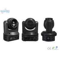 Quality 60 Watt Mini Gobo Dmx LED Spot Moving Head Light For KTV / Stage wholesale