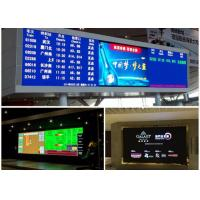 Cheap Wide Viewing Angle Led Video Wall Panels PH3mm HD Commercial Advertising Display for sale