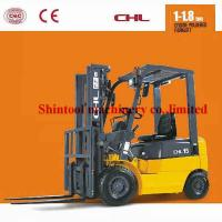Cheap 1.5 Ton Diesel Forklift Truck Driver seated Operation With 500mm Load Centre for sale