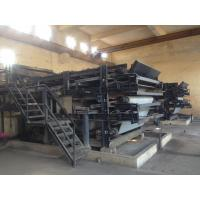 Cheap Paper Industrial Filter Press Sludge Dewatering With Energy Saving for sale