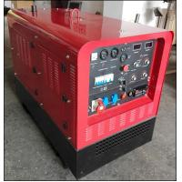 Cheap Multi Functional Pipeline Welding Machine Power WD400 400A Diesel Welding Generator for sale