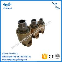 Quality Deublin alternative high speed hydraulic water rotary joint wholesale