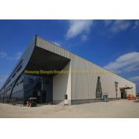 Cheap Water Proof Classic Multi Storage Building Steel Frame Warehouse for sale