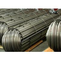 Buy cheap SA213 TP304N UNS S30451 Stainless Steel Seamless U tube U bend Tube Annealed & Pickled from wholesalers