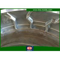 Buy cheap High Professional Pneumatic Tire Tread Mold Forging Steel CNC Turning from wholesalers