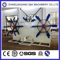 China Professional Plastic 16mm Tube Coiler Machine 50m / min SGS / CE / ISO on sale