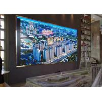 Buy cheap Energy Saving Indoor Advertising LED Display HD P2.5 400W/Sqm High Grey Level from wholesalers